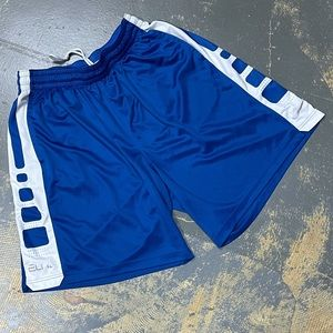 Nike Dri Fit Elite Basketball Shorts 718378-480 XL